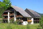 Ferienwohnungen Albmatte Menzenschwand bei St. Blsien Dom Stadt im Schwarzwald